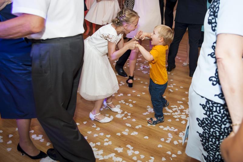 Atrakcje dla dzieci na wesele, Lacerta Poznań
